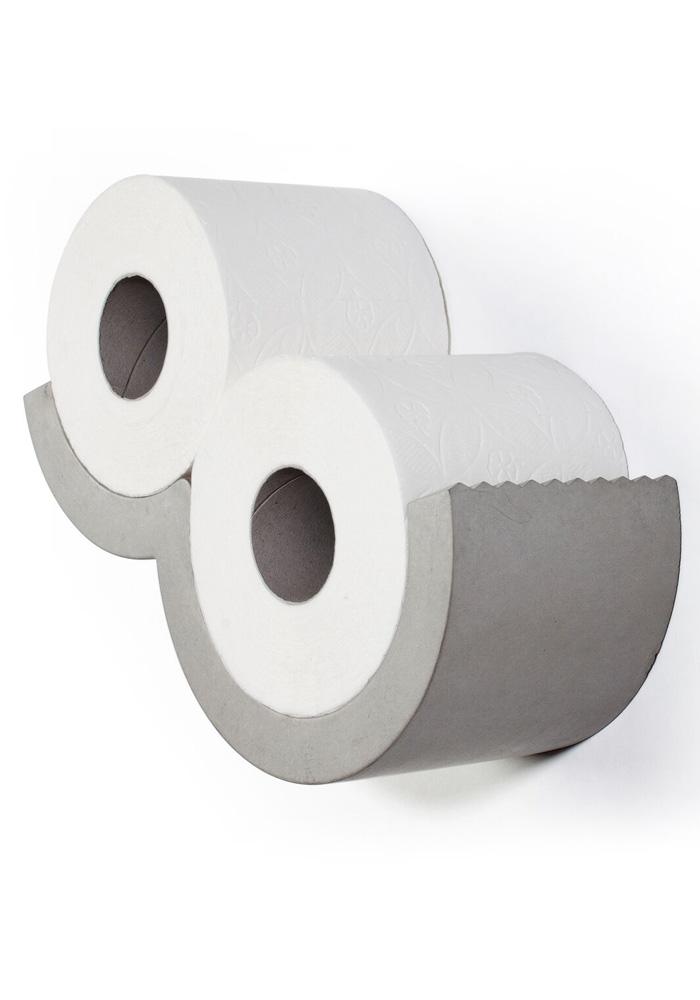 Cloud Xs Toilet Paper Dispenser Lyon Beton Concrete