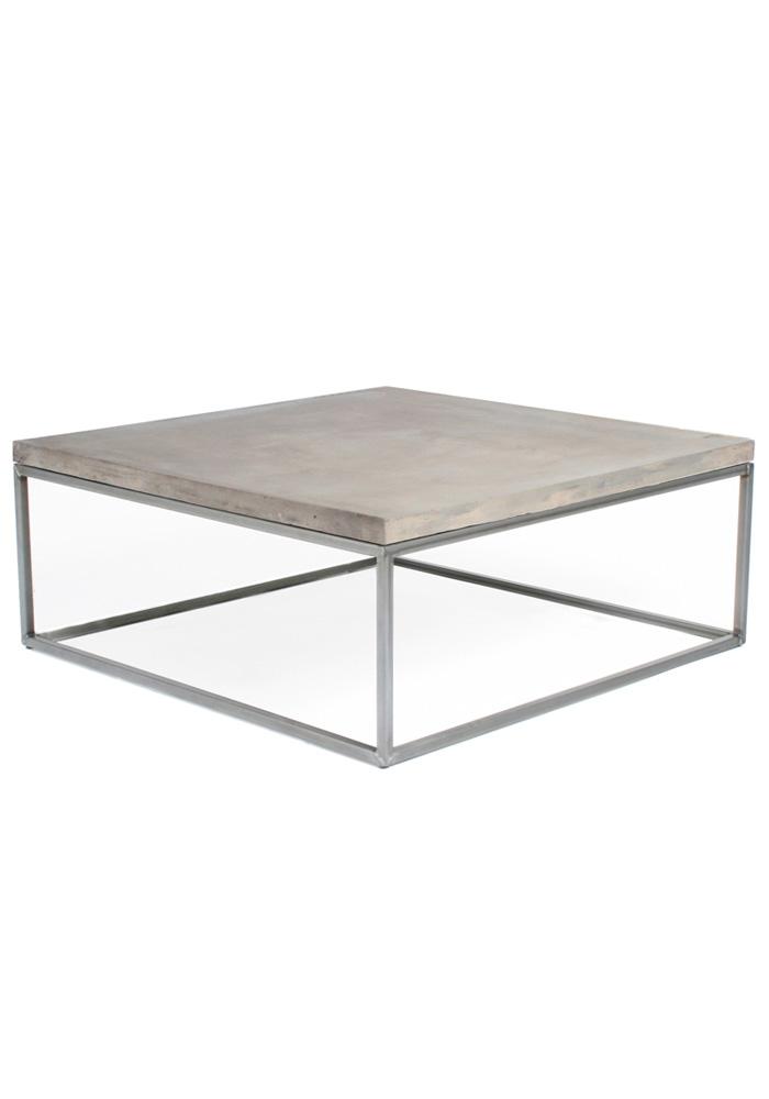 Perspective Coffee Table Lyon Beton Concrete