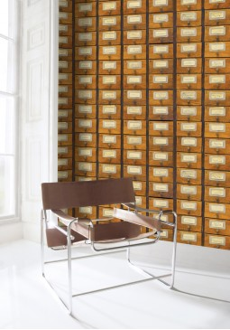 Apothecary Wallpaper by Mind The Gap