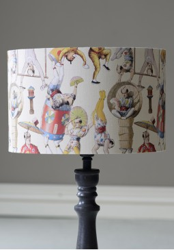 Asian Circus Drum Shade by Mind The Gap