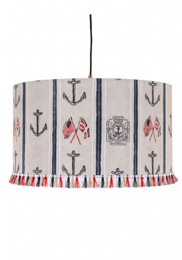 Buccaneers Of Bahamas Pendant Shade by Mind The Gap