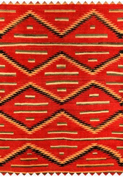 Eyedazzler Navajo Fabric by Mind The Gap
