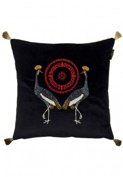 Birds of the Garden Cushion by Mind The Gap