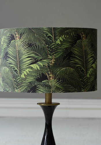 Jardin Tropical Drum Shade by Mind The Gap