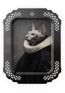 Le Chat Rectangular Tray - ibride