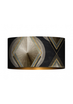 Metropolis Drum Shade by Mind The Gap