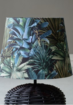 Lush Succulents Cone Shade by Mind The Gap