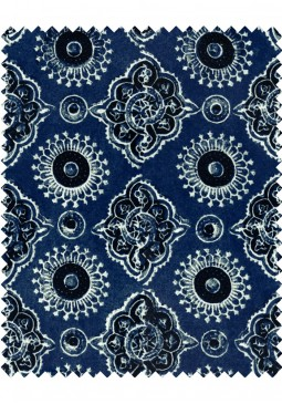 Ajrak Fabric by Mind The Gap