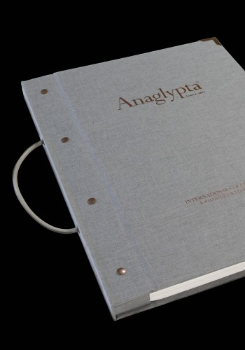 Anaglypta Wallpaper Book