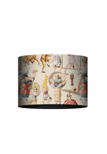 Asian Circus Pendant Lamp by Mind The Gap