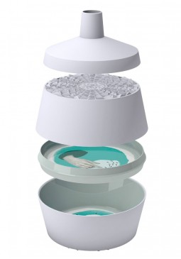 Babel Make Stackable Bowls and Dish