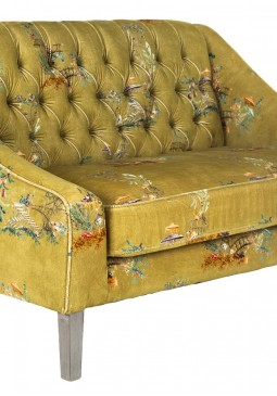 Baron Tufted Sofa by Mind The Gap
