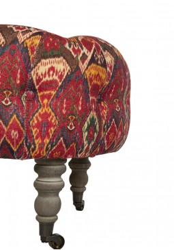 Fez Tufted Ottoman by Mind The Gap
