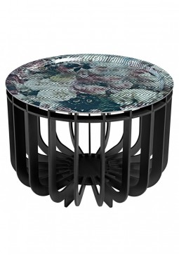Medusa Outdoor Coffee Table with Removable Tray - ibride