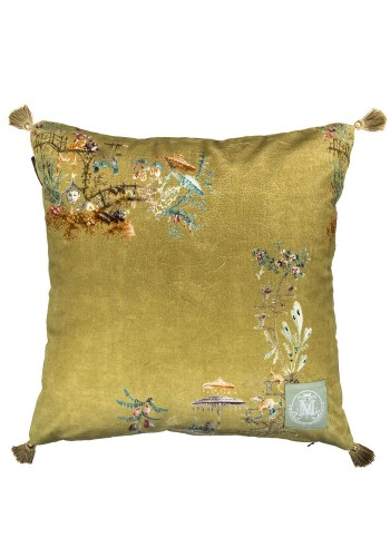 Chinoiserie Cushion by Mind The Gap