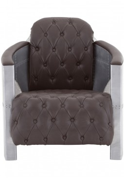 Fifty Five South Avro Split Back Armchair