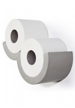 Cloud XS Toilet Paper Dispenser - Lyon Beton Concrete