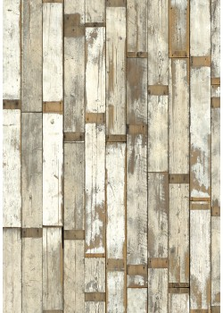 PHE-02 Scrapwood Wallpaper by Piet Hein Eek