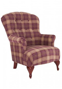DCUK Oban Occasional Chair