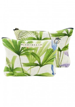 Palmeras Wash Bag by Mind The Gap