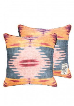 Patola Cushion by Mind The Gap