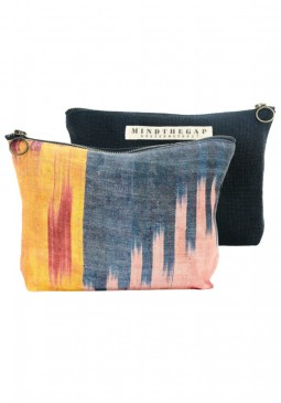 Patola Wash Bag by Mind The Gap