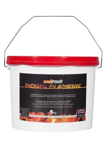 Wallrock Thermal FR Adhesive